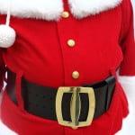 Santa's middle