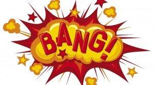 comic book explosion bang