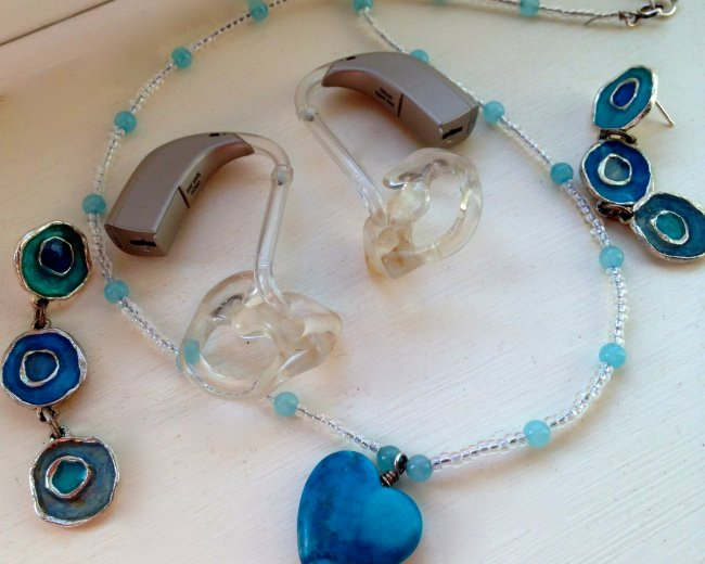 jewellery and hearing aids