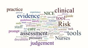 wenurses word cloud