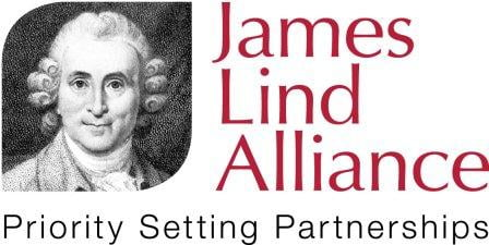 James Lind Alliance Priority Setting Partnerships logo