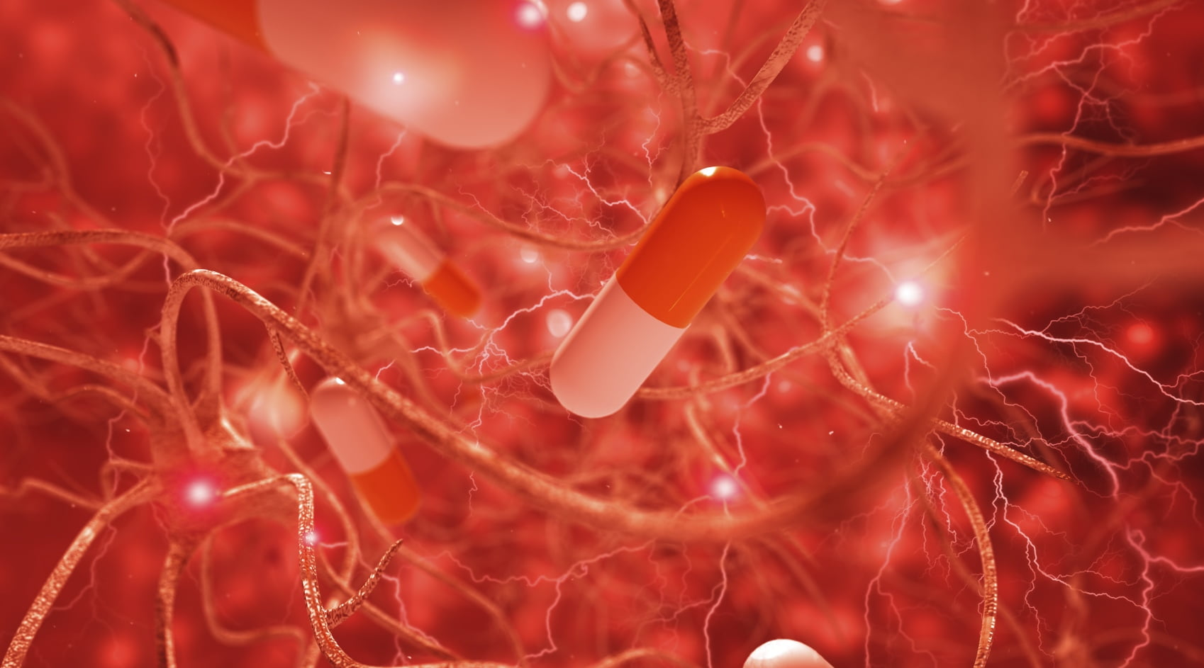 pills and blood vessels