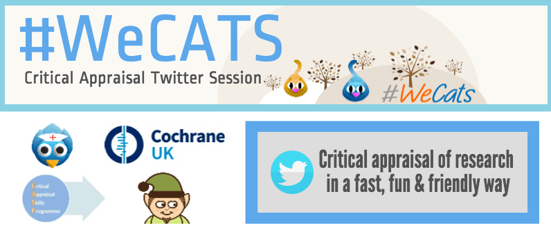 #WeCATS logos and banner
