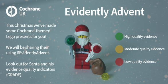 Evidently Advent GRADE indicators