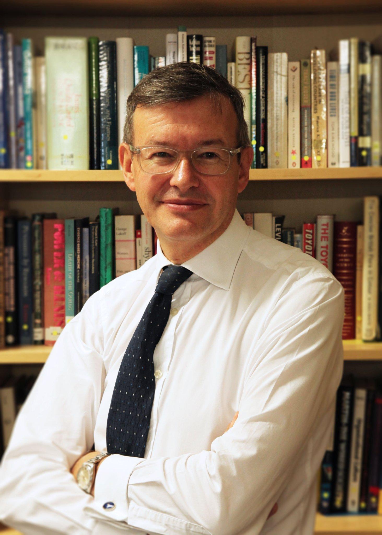 Martin Burton