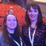 Naomi McVey and Helen Owen