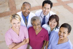 Team of health professionals