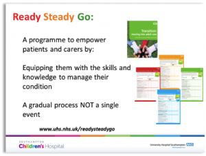 Ready Steady Go programme
