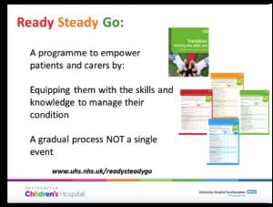 Ready Steady Go programme