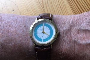 cochrane logo watch