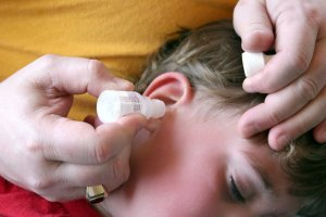 Ear drops for ear Infection