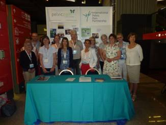 Members of the International Pelvic Pain Partnership
