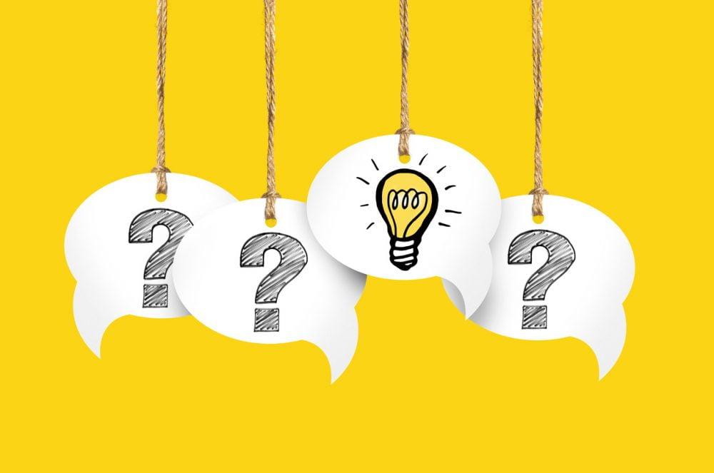 questions ideas talk