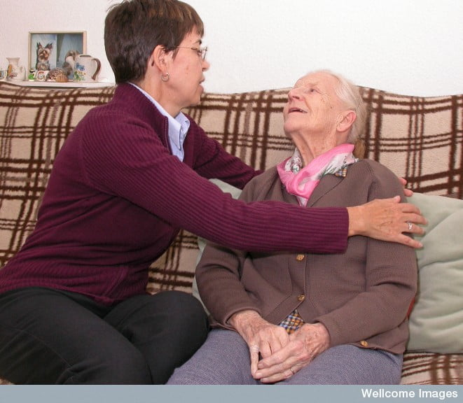 carer of people with dementia