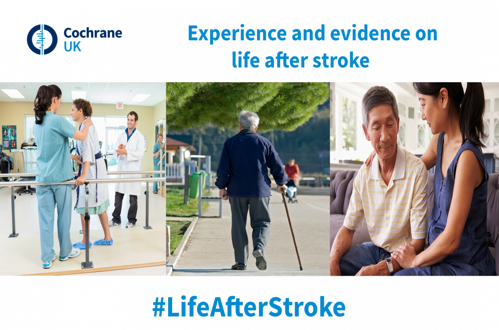 Life After Stroke banner