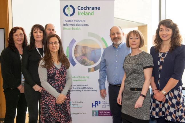 Members of Cochrane Ireland