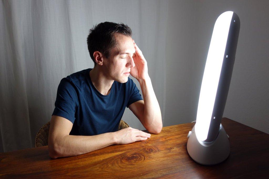 Preventing Seasonal Affective Disorder Sad Light On