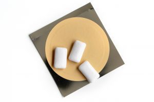 Nicotine patch and chewin gum used for smoking cessation