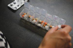 a pill box